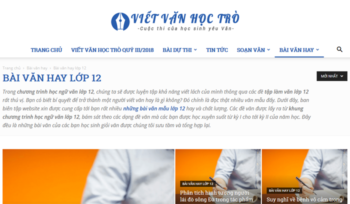 unnamed file 2 Top 10 website những bài văn mẫu hay lớp 12 mới nhất