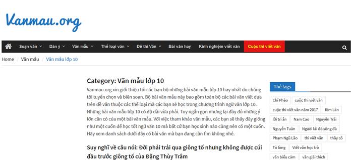 unnamed file 20 Top 10 website những bài văn mẫu hay lớp 10 mới nhất
