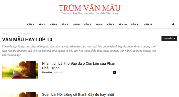 unnamed file 21 Top 10 website những bài văn mẫu hay lớp 10 mới nhất