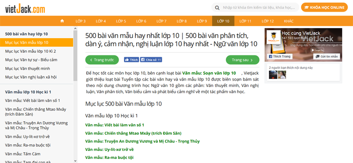 unnamed file 24 Top 10 website những bài văn mẫu hay lớp 10 mới nhất
