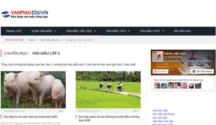 unnamed file 71 Top 10 website những bài văn mẫu hay lớp 5 mới nhất