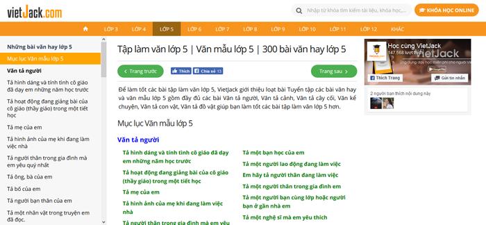 unnamed file 72 Top 10 website những bài văn mẫu hay lớp 5 mới nhất