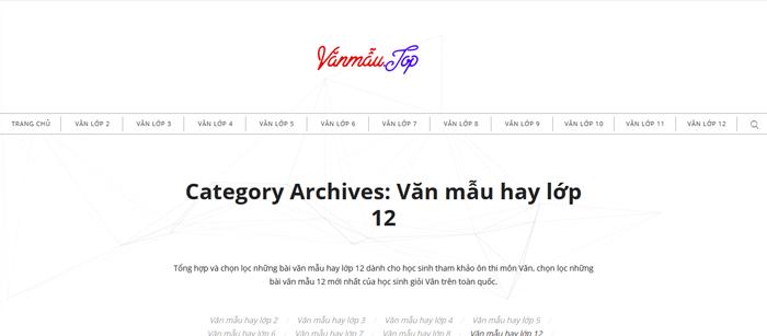 unnamed file 8 Top 10 website những bài văn mẫu hay lớp 12 mới nhất