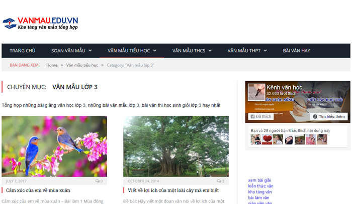 unnamed file 90 Top 10 website những bài văn mẫu hay lớp 3 mới nhất
