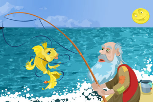 unnamed file 22 1 - Bàn về ước mơ và lòng tham thông qua câu chuyện Ông lão đánh cá và con cá vàng
