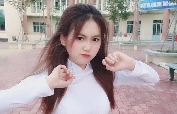 anh hot girl nu sinh ca tinh - Tả cảnh biển Nha Trang hay nhất